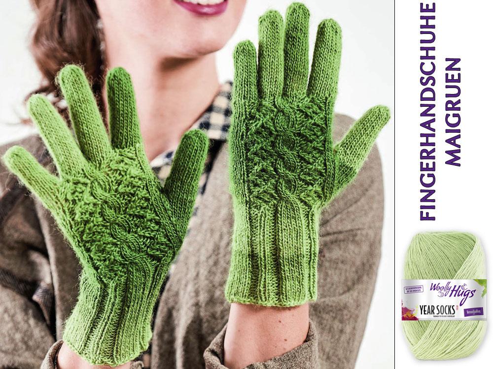 Fingerhandschuhe Maigruen