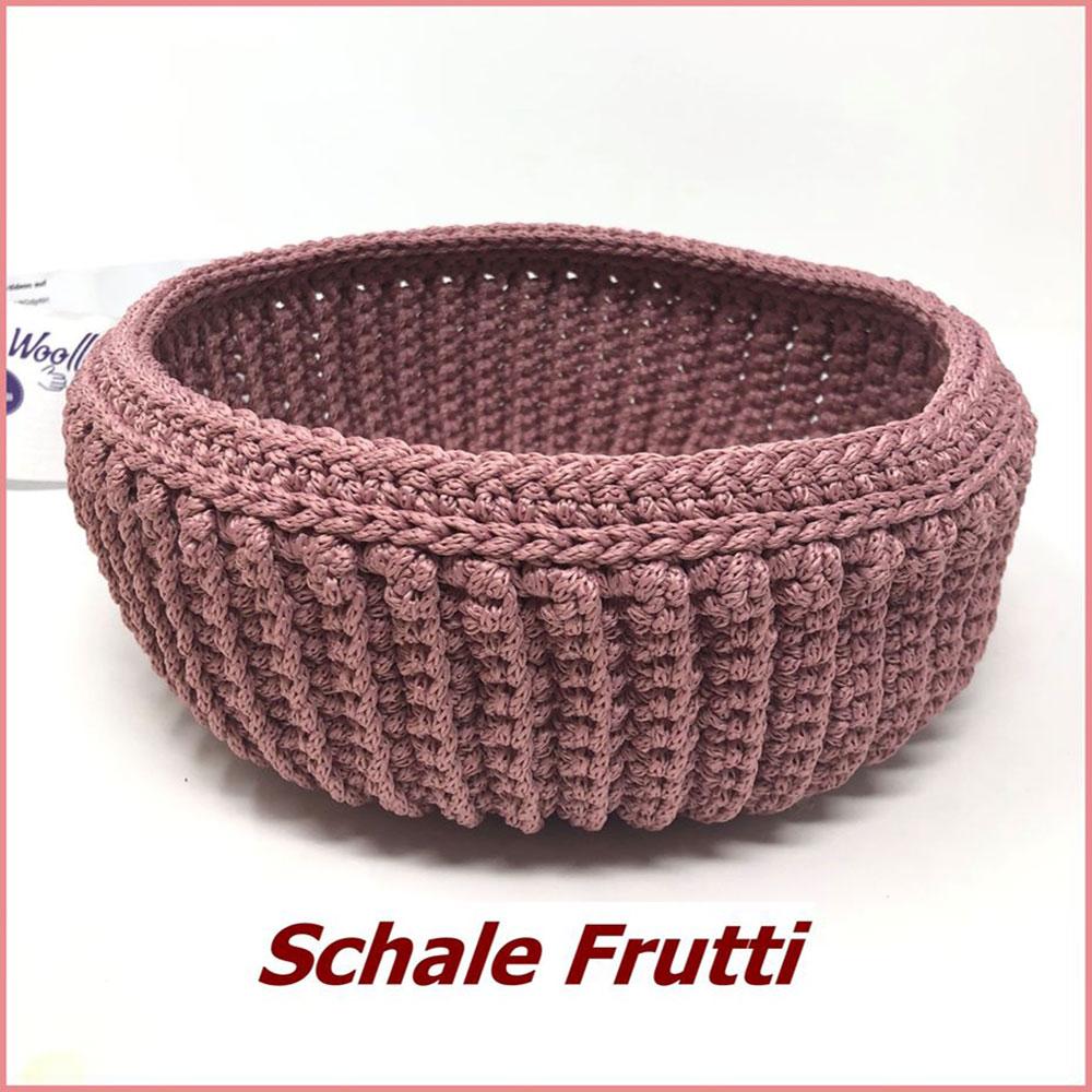Schale Frutti Haekeln