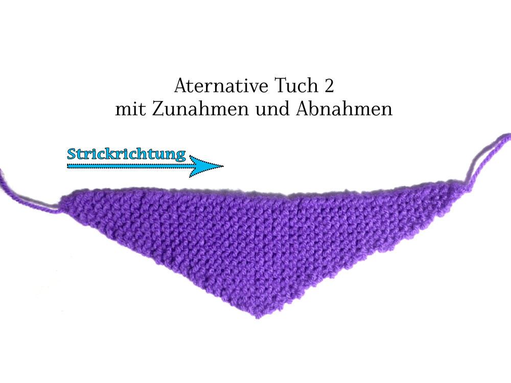 Tuchformen Strick3
