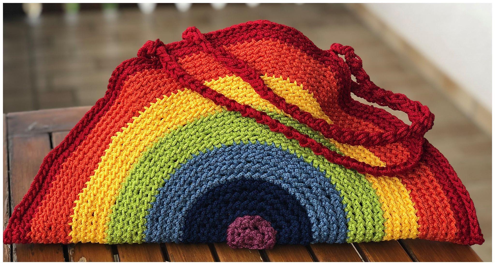 Regenbogen Tasche1