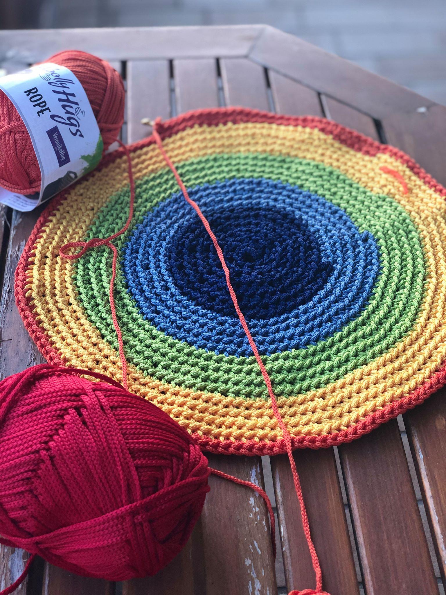 Regenbogen Tasche2