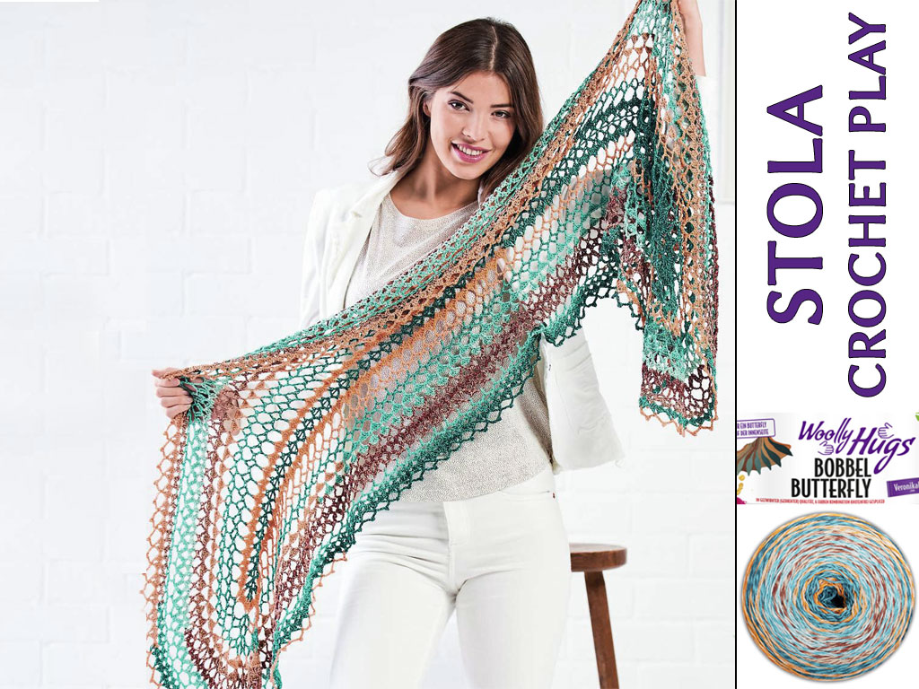 Stola Crochetplay