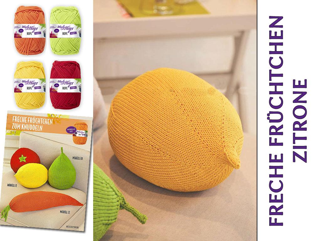 Freche Fruechtchen Zitrone