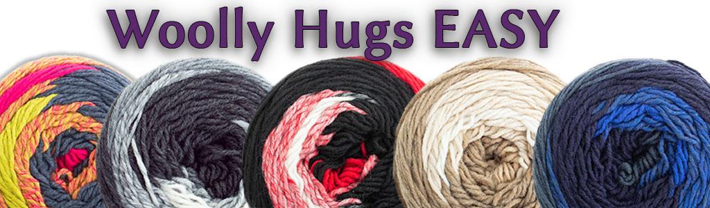 Woolly Hugs Easy