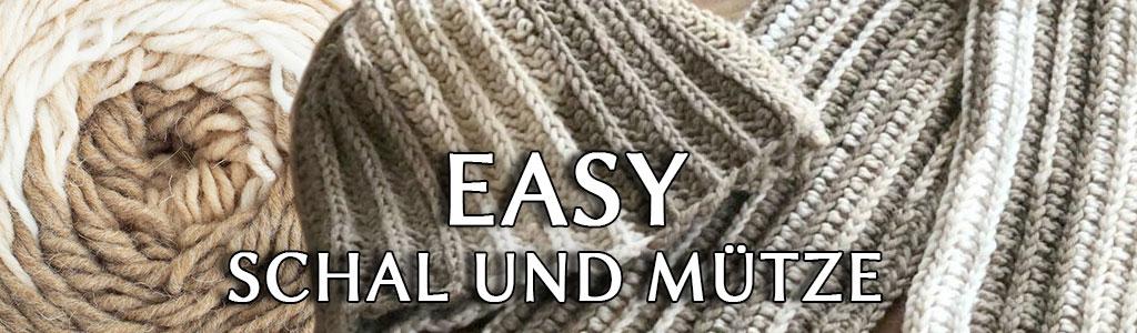 Easy Schalundmuetze