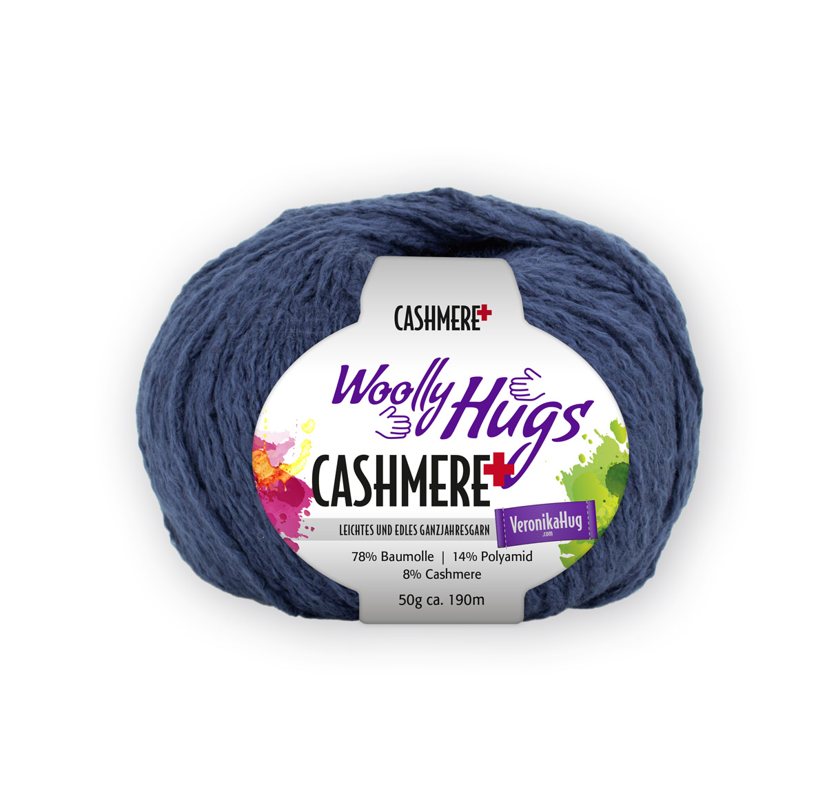 Woolly Hugs Cashmere 50