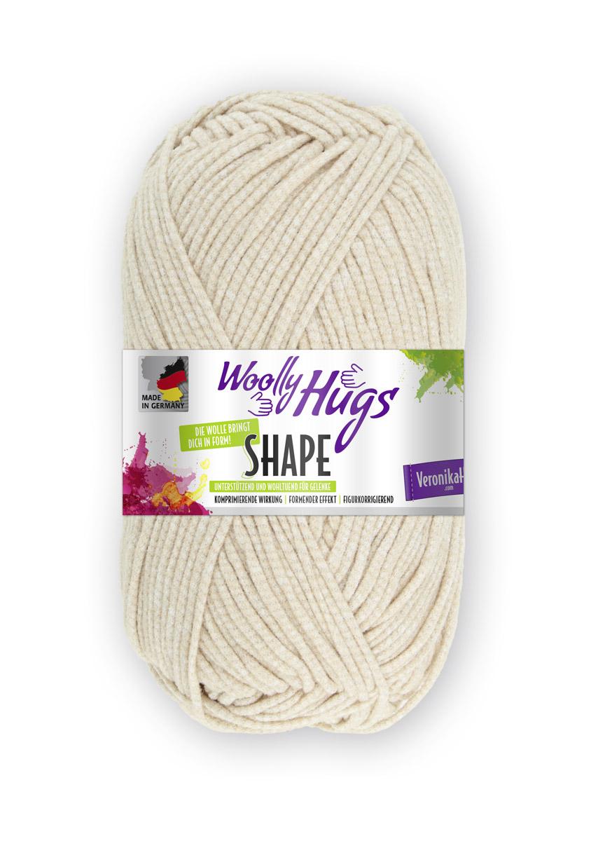Woolly Hugs Shape 05