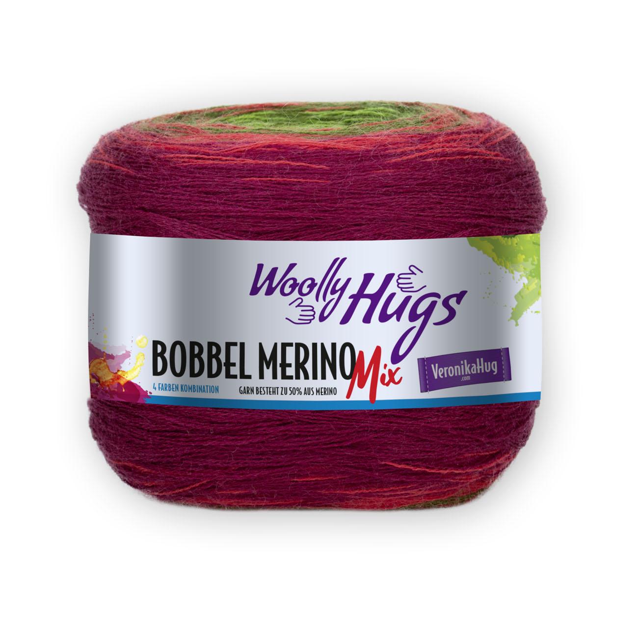 Woolly Hugs Bobbel Merinomix 701