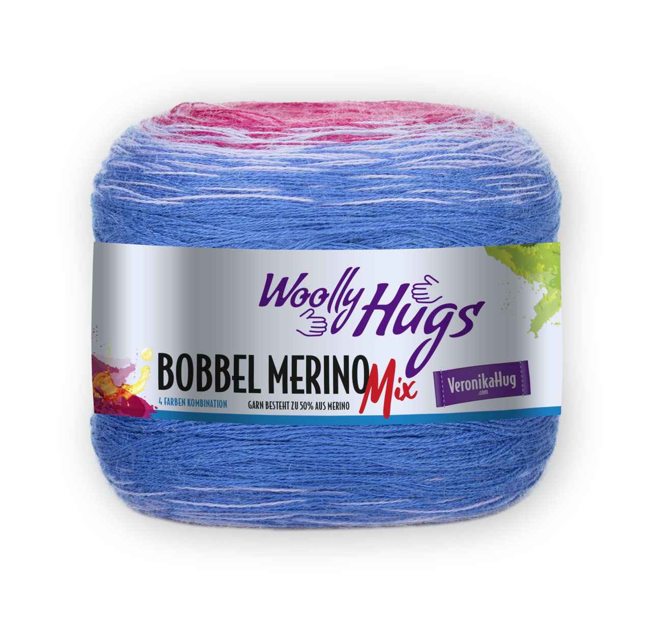 Woolly Hugs Bobbel Merinomix 703