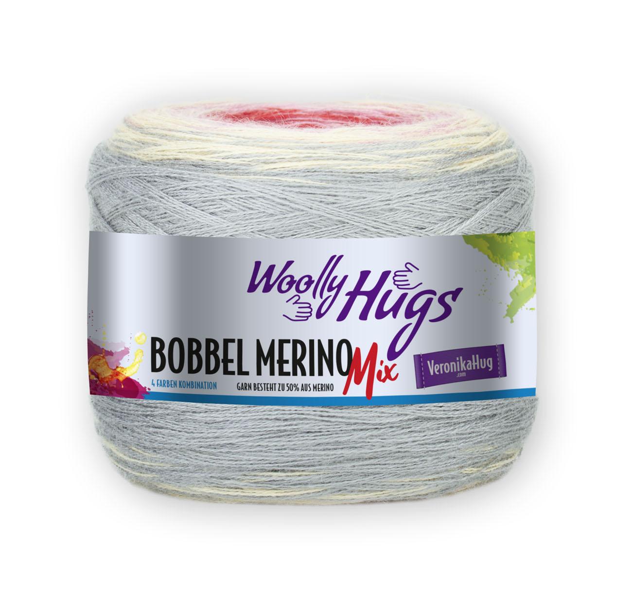 Woolly Hugs Bobbel Merinomix 705