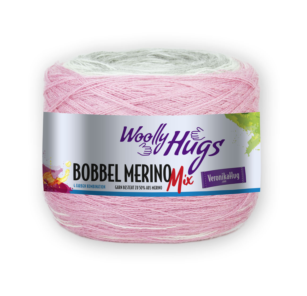 Woolly Hugs Bobbel Merinomix 706