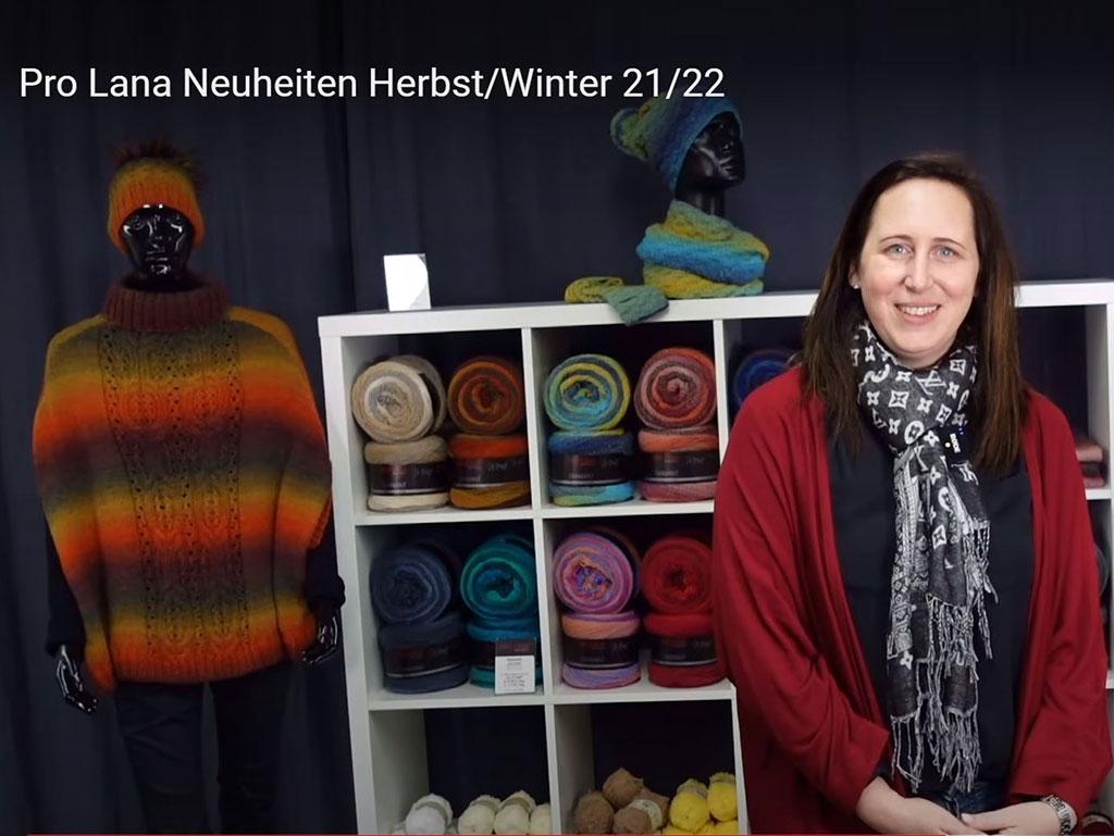 Kathrin Parlatan Ist Die Neue Markenbotschafterin Von Pro Lana
