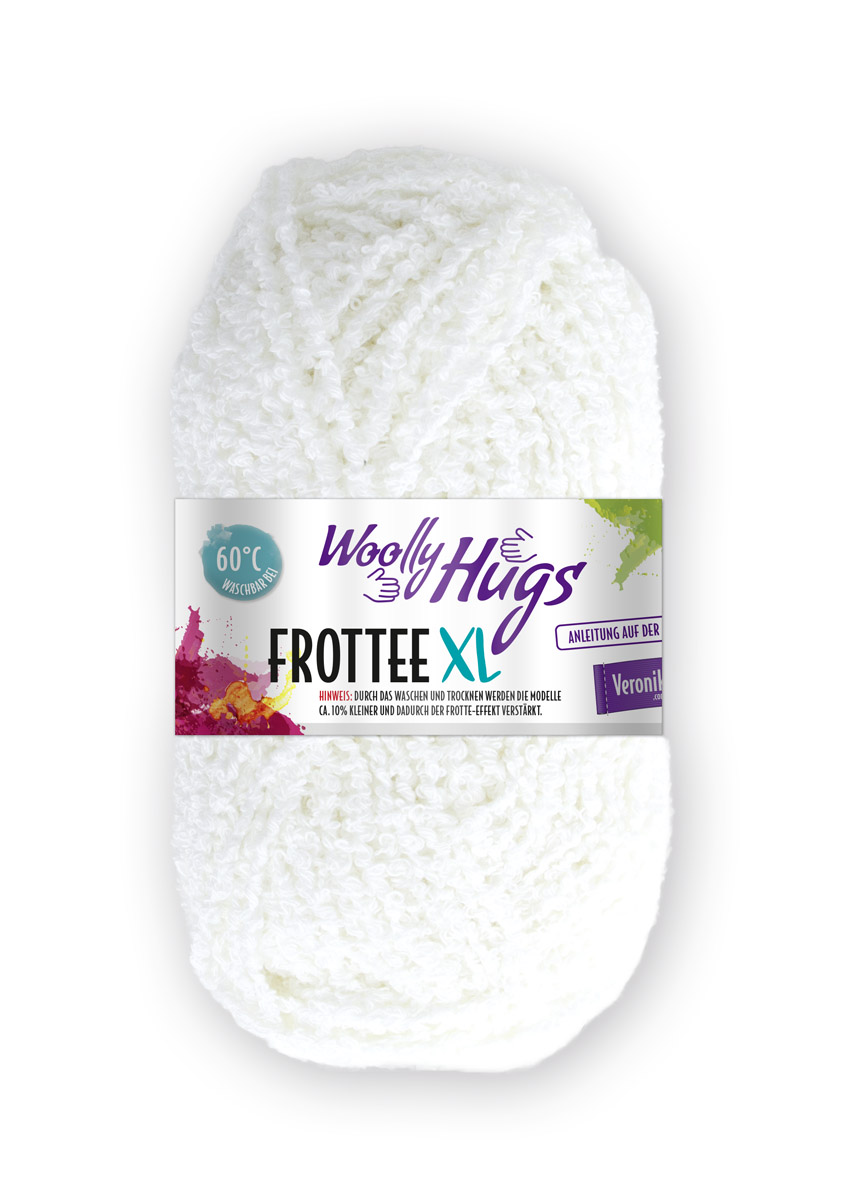 Woolly Hugs Frotteexl 101