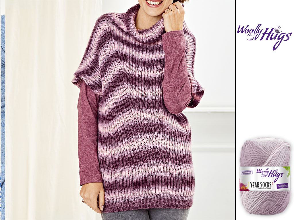 Pullover Chrysantheme