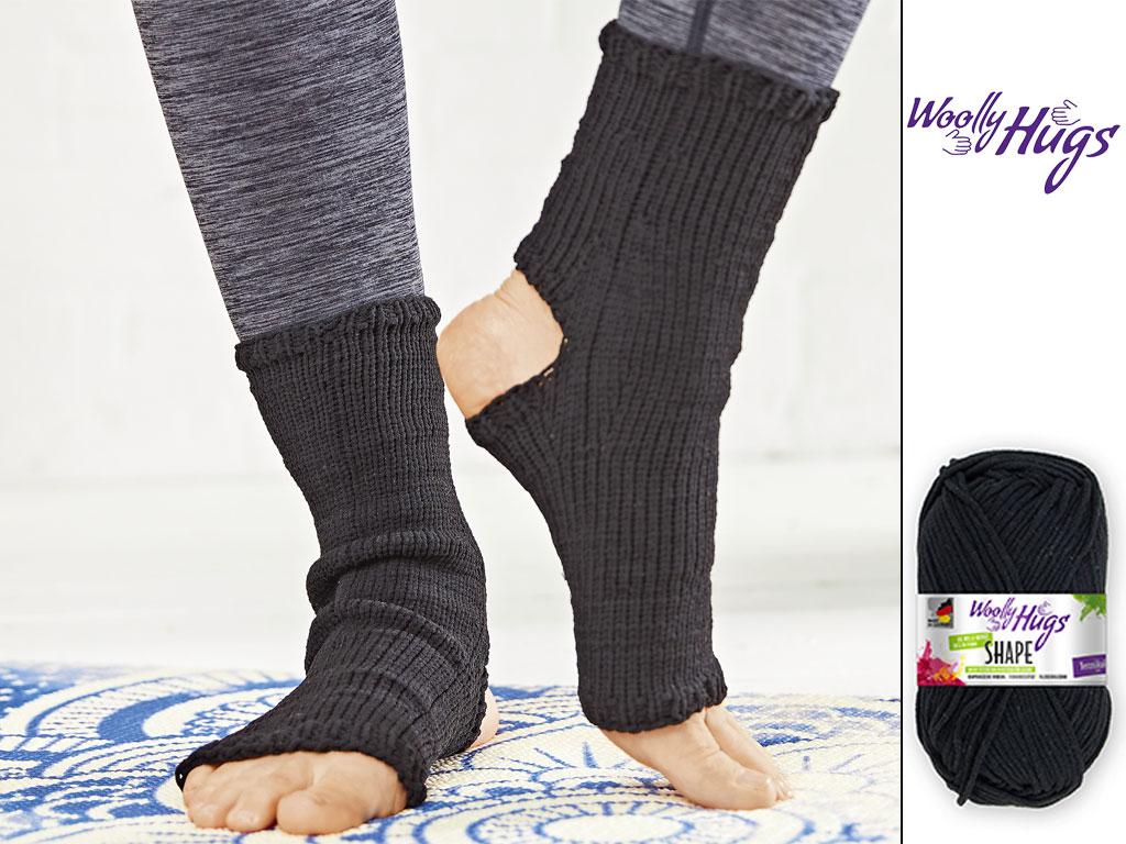 Shape Yoga Socken