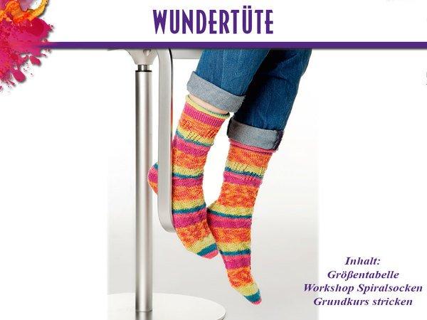 Socken Wundertuete 600x450