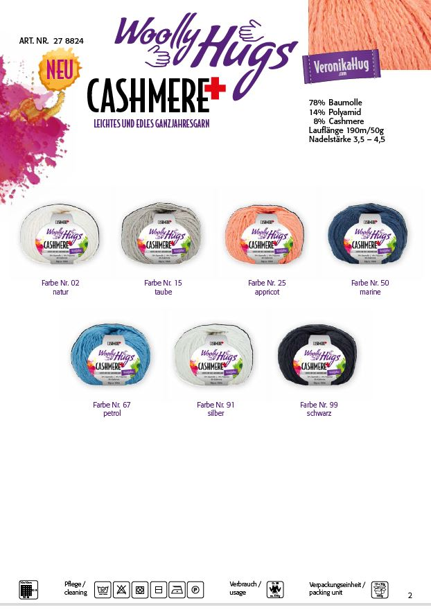 X Cashmere